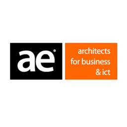 AE architects for business and ict logo