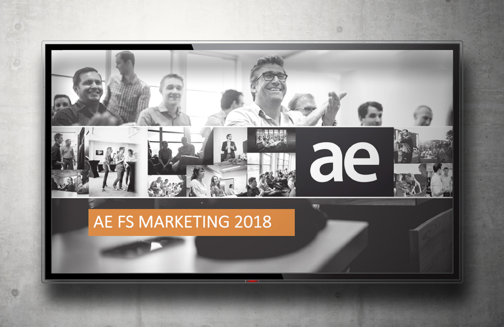 marketing strategy for ae financial services by Living Stone