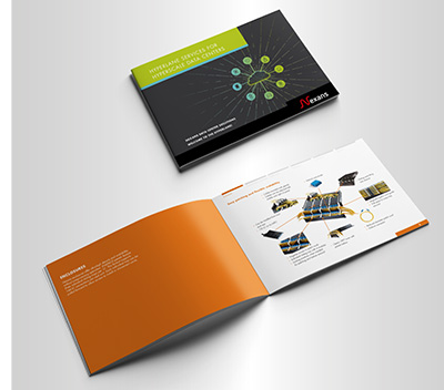 Brochure Nexans, made by Living Stone