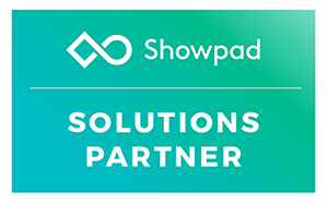 Showpad is a partner of Living Stone, they make sales more effective.