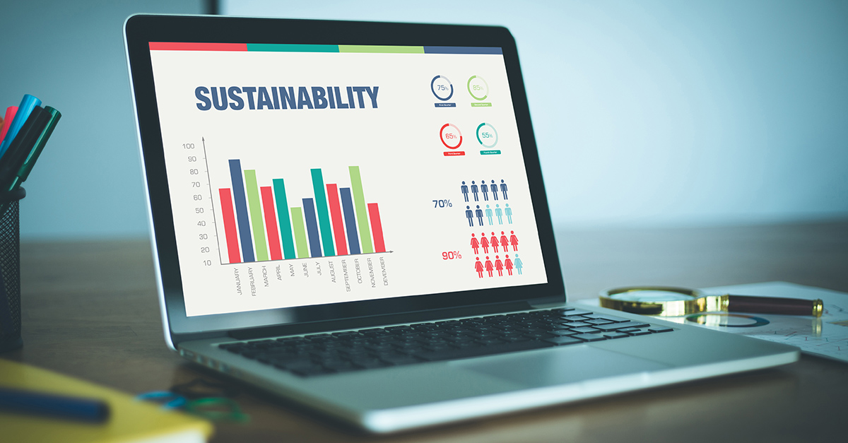 Sustainability reporting – how to get started Living Stone