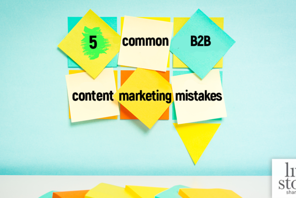 5-common-b2b-content-marketing-mistakes