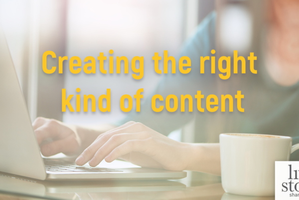 Inbound marketing - are you creating the right kind of content Living Stone
